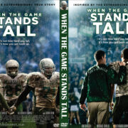 When the Game Stands Tall (2014) Custom DVD Cover