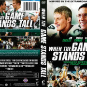 When the Game Stands Tall (2014) R1 DVD Cover