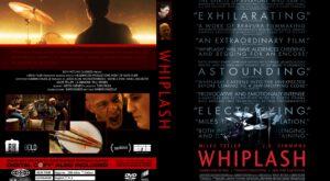 WHIPLASH dvd cover
