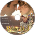 Whisper Island (2007) R1 Custom DVD Label