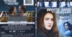 White Bird in a Blizzard blu-ray dvd cover