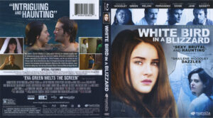 White Bird in a Blizzard blu-ray dvd cover