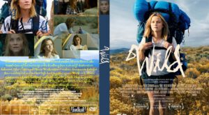 WILD dvd cover