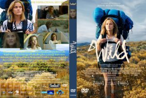 WILD dvd cover