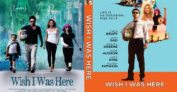 Wish I Was Here dvd cover