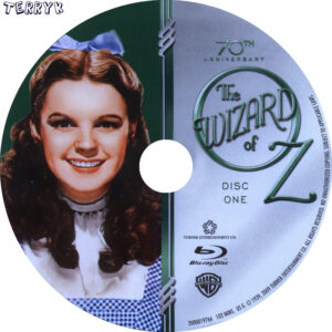 Wizard of Oz (Blu-ray) Disc 1