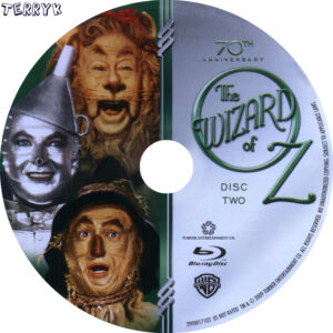 Wizard of Oz (Blu-ray) Disc 2