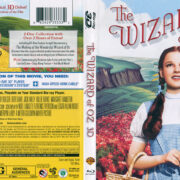 The Wizard of Oz 3D (1939) Blu-Ray