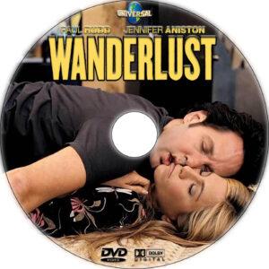Wanderlust dvd label