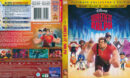 Wreck-It Ralph 3D (2012) Blu-Ray