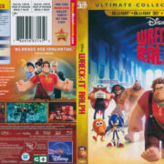 Wreck-It Ralph 3D (2012) Blu-Ray