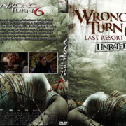 Wrong Turn 6: Last Resort (2014) R0 CUSTOM