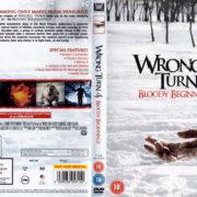 Wrong Turn 4: Bloody Beginnings (2011) R2