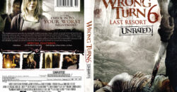 Wrong Turn 6: Last Resort dvd cover