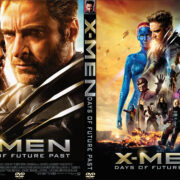 X-Men: Days of Future Past (2014) Custom DVD Cover