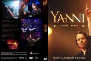 Yanni_front dvd cover