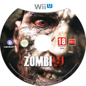ZombiU Disc