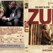Zulu (2013) R0 Custom Blu-Ray