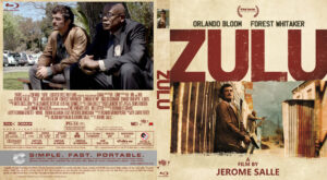 zulu blu-ray dvd cover