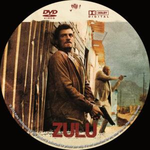 zulu dvd label