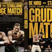 Grudge Match (2013) R0 Custom DVD Cover