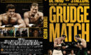 Grudge Match (2013) R1 Custom DVD Cover