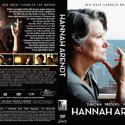 Hannah Arendt (2012) R1 Custom DVD Cover