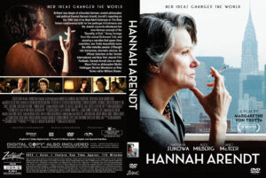 hannah arendt dvd cover