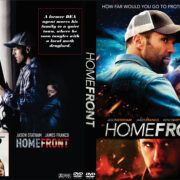 Homefront (2013) Custom DVD Cover