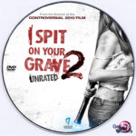 I Spit on Your Grave 2 (2013) UR R0 Custom CD Cover