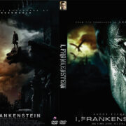 I, Frankenstein (2014) Custom DVD Cover