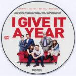 I Give It A Year (2013) R0 Custom CD Cover