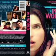In a World… (2013) R1 Custom DVD Cover