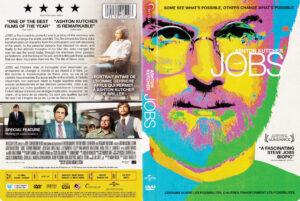 jobs 2013 dvd cover