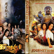 Journey to the West: Conquering the Demons (2013) Custom DVD Cover