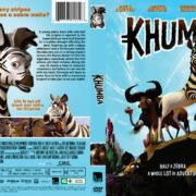 Khumba (2013) R1 Custom DVD Cover