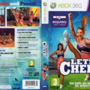 Kinect Let's Cheer (2011) PAL