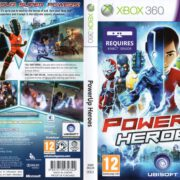 Kinect PowerUP Heroes (2011) PAL