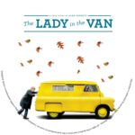 The Lady in the Van (2016) R0 CUSTOM Label