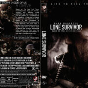 Lone Survivor (2013) R1 Custom DVD Cover