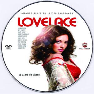 lovelace dvd label