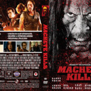 Machete Kills (2013) R1 Custom DVD Cover