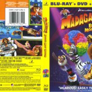 Madagascar 3: Europe's Most Wanted (2012) WS R1 Blu-Ray