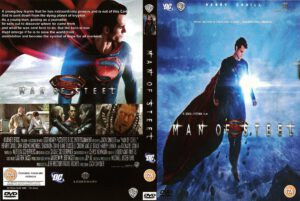 man of steel R2 custom cover 001