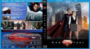 man of steel(2013) R1 (Blu-Ray Movie  )