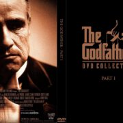 The Godfather part 1 front slim dvd covers