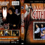 American Gothic (1995) Front dvd cover
