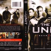 The Unit: Season 3 – Front DVD Cover