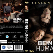 Being Human: Season 1-2  Front DVD Covers