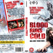 Blood Runs Cold – dvd front cover